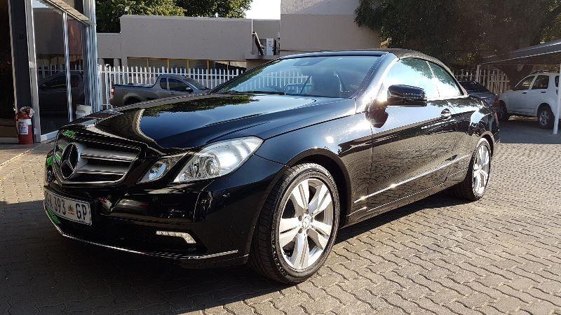 Used mercedes benz e class e 350 cabriolet convertible a t for Mercedes benz convertible 2010