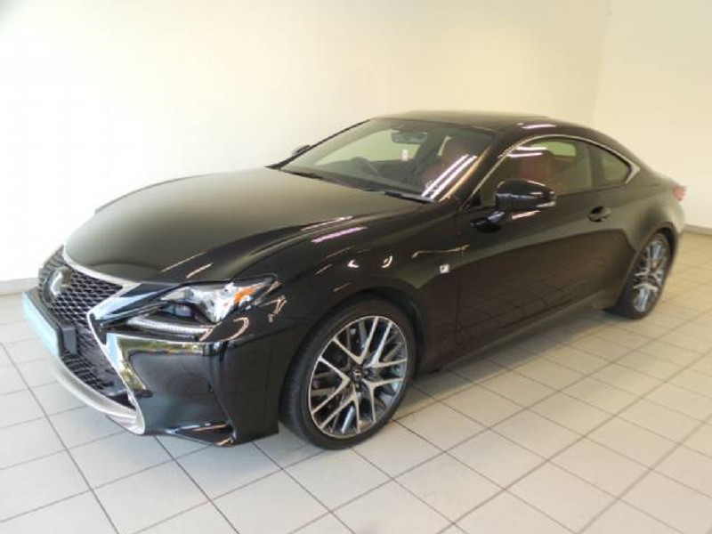 used lexus rc f 350 f sport v6 for sale in kwazulu natal id 1409276. Black Bedroom Furniture Sets. Home Design Ideas