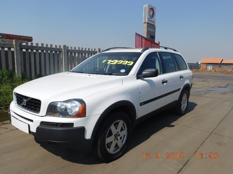used volvo xc90 for sale in gauteng id 1409599. Black Bedroom Furniture Sets. Home Design Ideas