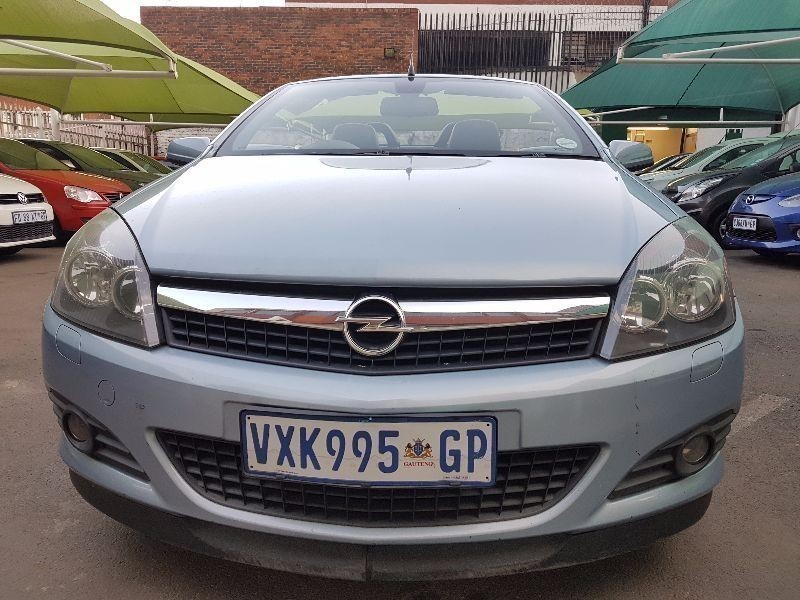 used opel astra twintop 1 8 enjoy for sale in gauteng id 1410676. Black Bedroom Furniture Sets. Home Design Ideas