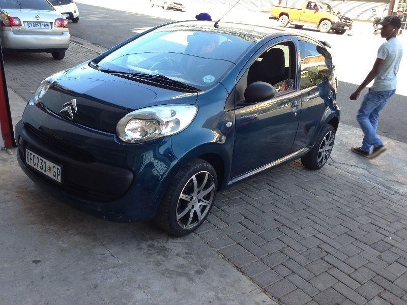 used citroen c1 1 2 airscape 5 door for sale in gauteng. Black Bedroom Furniture Sets. Home Design Ideas