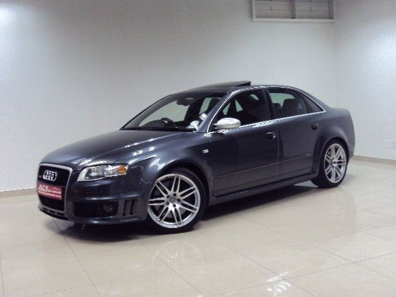 used audi rs4 quattro manual sunroof sports bucket seats for sale in gauteng id. Black Bedroom Furniture Sets. Home Design Ideas