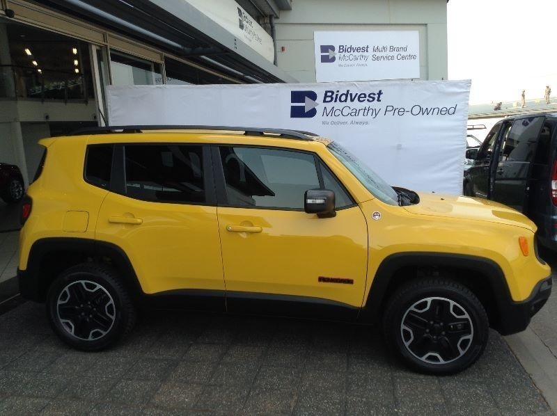 used jeep renegade 2 4 trailhawk auto for sale in gauteng id 1413663. Black Bedroom Furniture Sets. Home Design Ideas