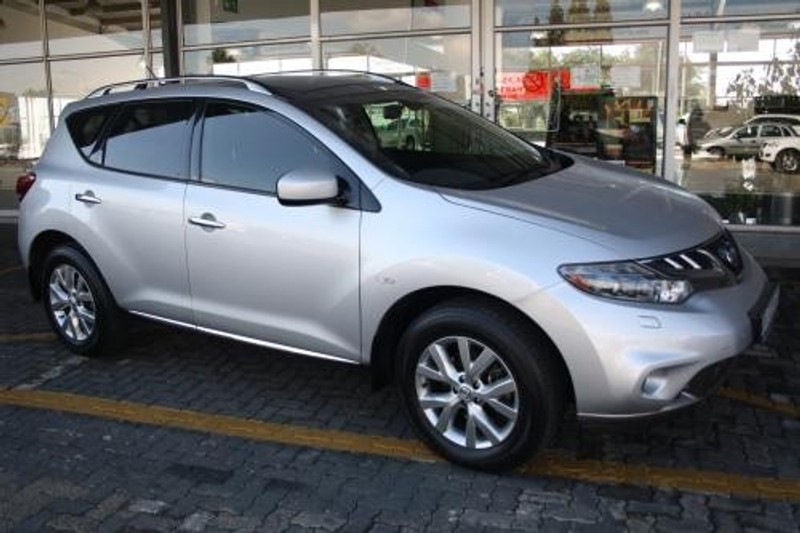 used nissan murano l24 for sale in gauteng id 1415585. Black Bedroom Furniture Sets. Home Design Ideas