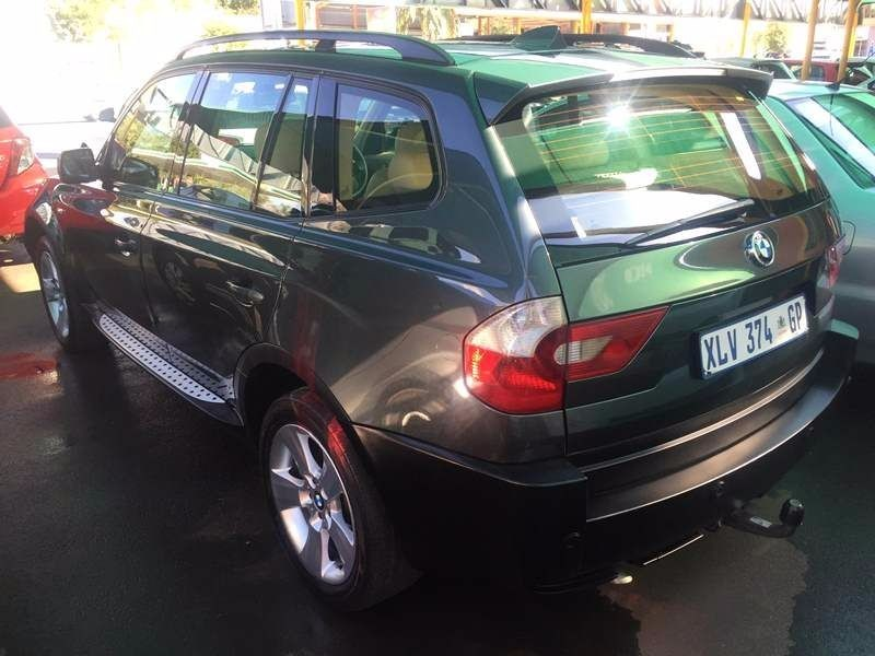 used bmw x3 2 0d for sale in gauteng id 1415623. Black Bedroom Furniture Sets. Home Design Ideas