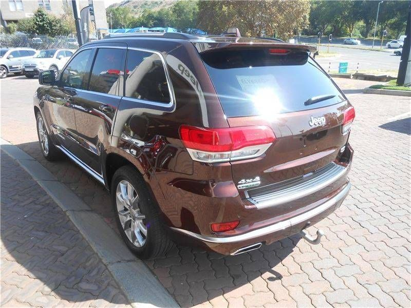 used jeep grand cherokee 3 0l v6 crd summit for sale in gauteng cars. Black Bedroom Furniture Sets. Home Design Ideas