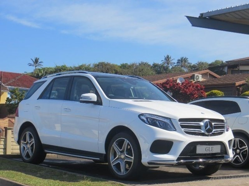 Used mercedes benz gle class gle 350 d a for sale in for Mercedes benz financial report 2016