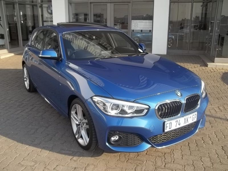 used bmw 1 series 120i sports hatch 5 dr for sale in gauteng id 1417006. Black Bedroom Furniture Sets. Home Design Ideas