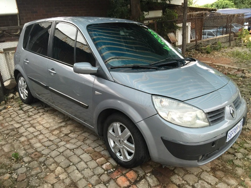 used renault scenic 1 9 dci expression for sale in gauteng id 1417434. Black Bedroom Furniture Sets. Home Design Ideas