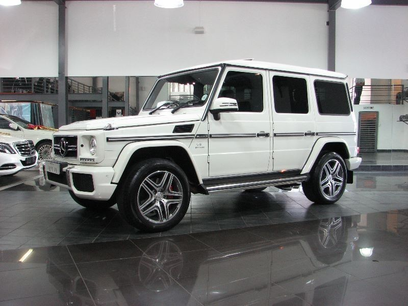 Used mercedes benz g class g63 amg for sale in gauteng for Used mercedes benz g63 for sale