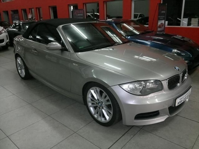 used bmw 1 series 135i convertible a t for sale in kwazulu natal id 1419093. Black Bedroom Furniture Sets. Home Design Ideas