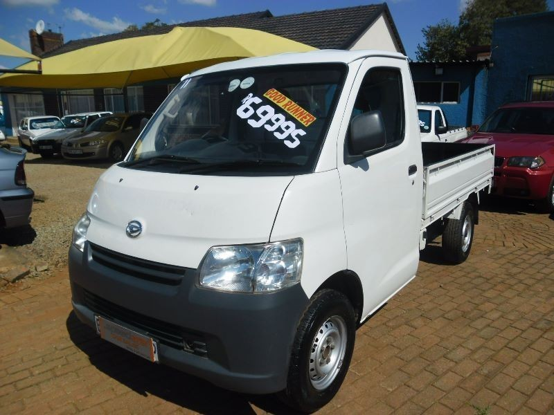 Used Daihatsu Gran Max 1 5i Grand Max For Sale In Gauteng