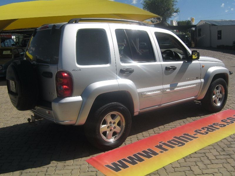 used jeep cherokee 3 7 limited a t for sale in gauteng. Black Bedroom Furniture Sets. Home Design Ideas