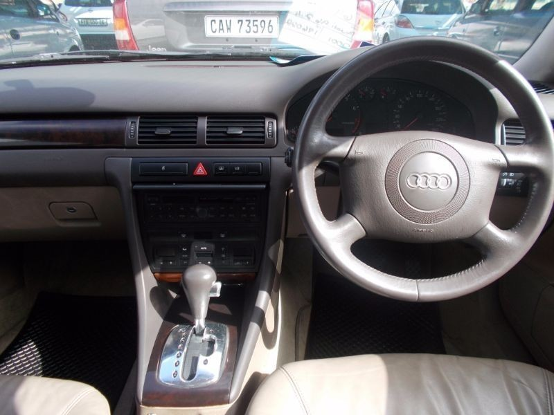 Used audi a6 2 4 multitronic for sale in western cape for 2001 audi a6 window regulator