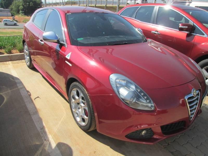 Alfa Romeo Giulietta 1.8t Quad Verde Specs >> Used Alfa Romeo Giulietta 1.8t Quad Verde 5dr for sale in Gauteng - Cars.co.za (ID:1421257)