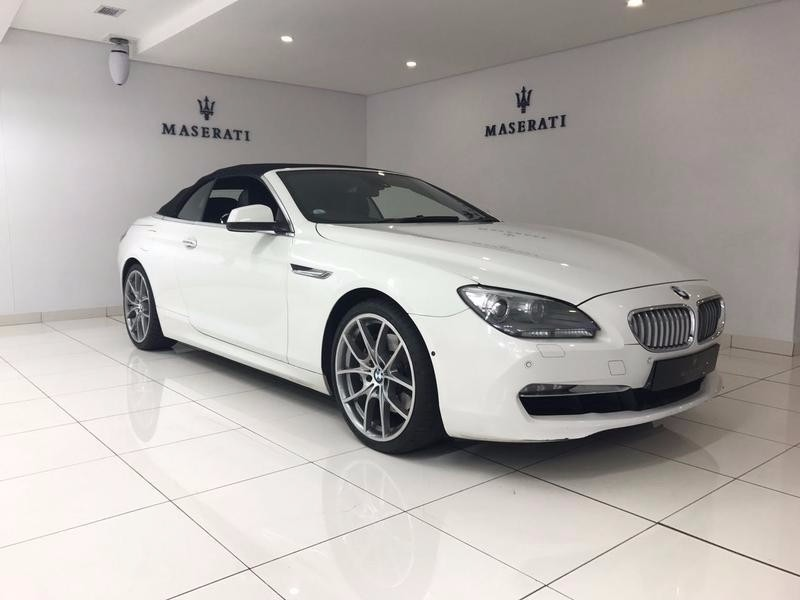 used bmw 6 series 650i convertible for sale in western cape id 1421804. Black Bedroom Furniture Sets. Home Design Ideas