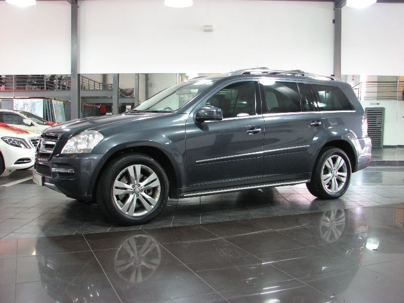 Used Mercedes Benz Gl Class Gl 500 For Sale In Gauteng