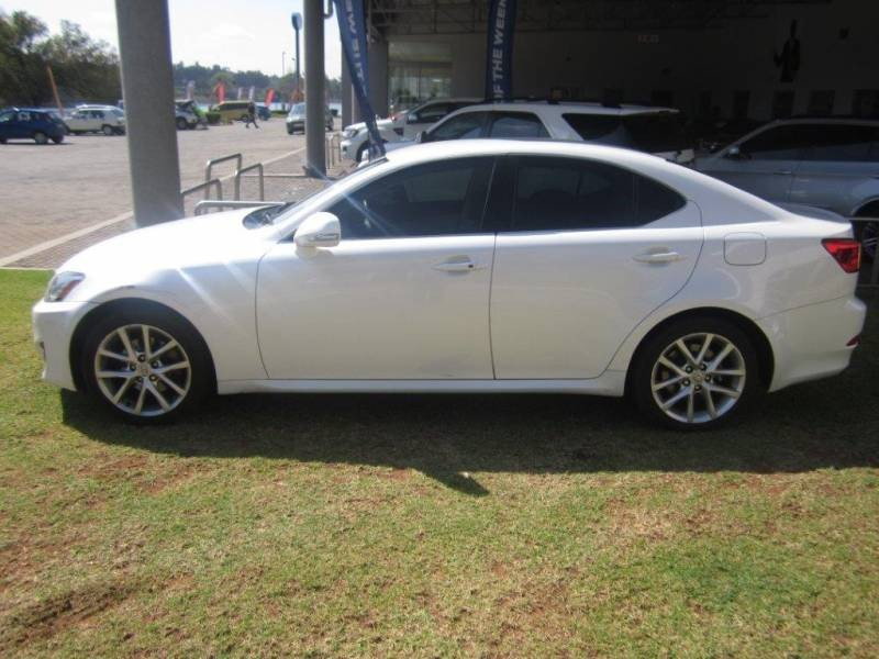 used lexus is 250 ex a t for sale in gauteng id 1425764. Black Bedroom Furniture Sets. Home Design Ideas