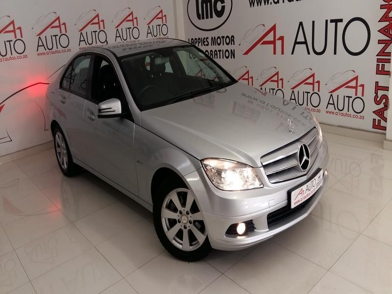 Used mercedes benz c class c180k be classic a t for sale for Mercedes benz c300 a1 service
