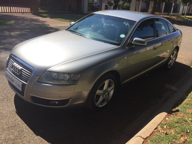 used audi a6 2 4 multitronic for sale in gauteng. Black Bedroom Furniture Sets. Home Design Ideas
