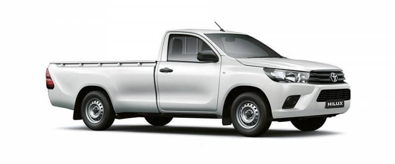 Used Toyota Hilux 2.4 GD Single Cab Bakkie for sale in Gauteng - Cars ...