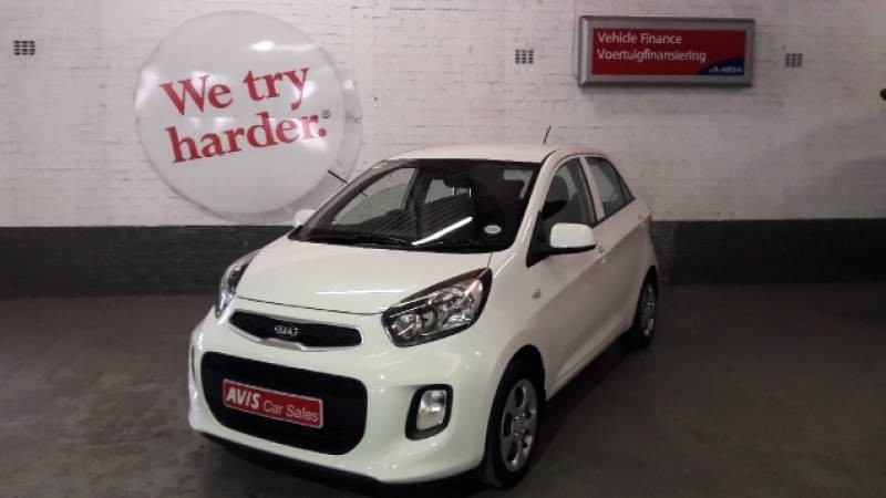 used kia picanto 1 0 lx for sale in western cape id 1430526. Black Bedroom Furniture Sets. Home Design Ideas