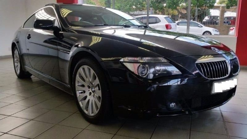 used bmw 6 series 2006 bmw 650i coupe steptronic for sale. Black Bedroom Furniture Sets. Home Design Ideas