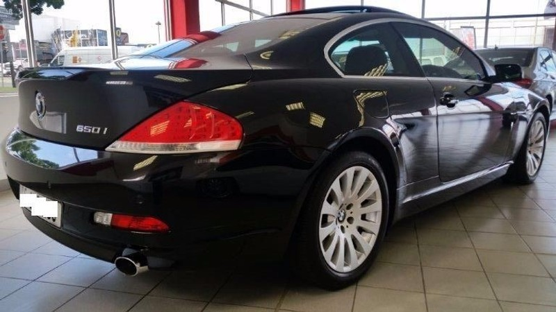 used bmw 6 series 2006 bmw 650i coupe steptronic sold for. Black Bedroom Furniture Sets. Home Design Ideas