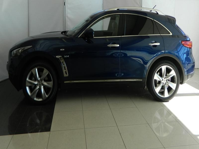 used infiniti qx70 fx30d s premium for sale in western cape id 1432615. Black Bedroom Furniture Sets. Home Design Ideas