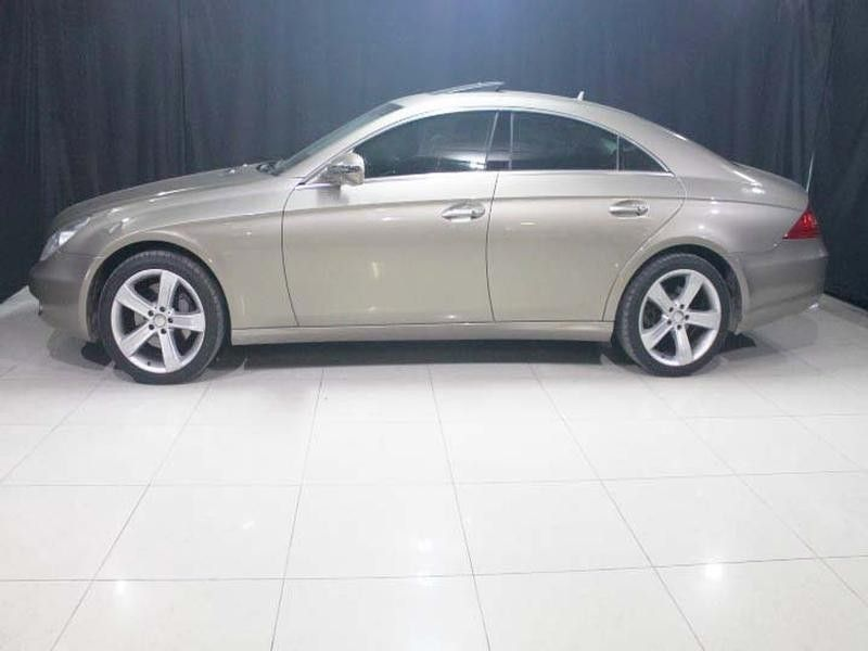 Used mercedes benz cls class cls 350 for sale in gauteng for Mercedes benz cls550 for sale by owner