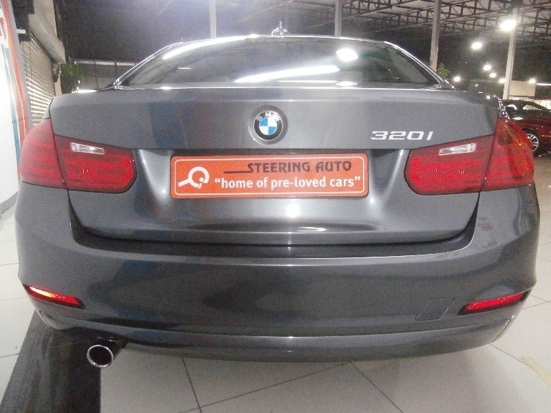 Used Bmw 3 Series 320i A T F30 For Sale In Gauteng