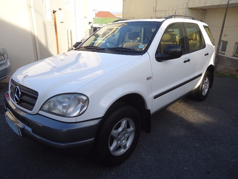 Used mercedes benz m class ml 320 f l for sale in western for 1999 mercedes benz m class ml320