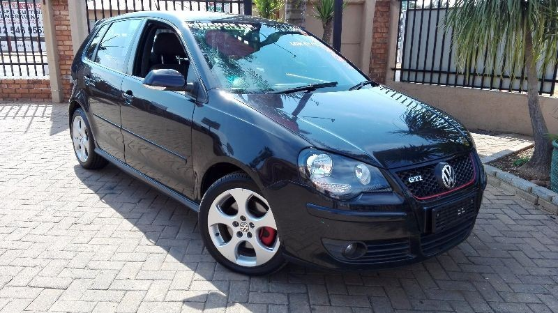 used volkswagen polo gti for sale in gauteng id 1435191. Black Bedroom Furniture Sets. Home Design Ideas