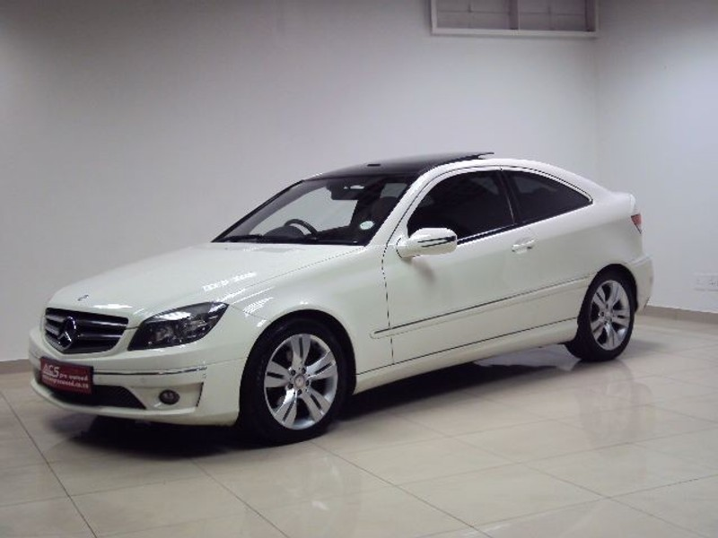 Used mercedes benz clc class cls 180k kompressor for Mercedes benz panoramic roof
