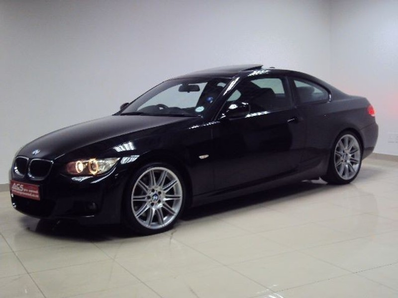 used bmw 3 series 335i coupe m sport dct auto e92 82000kms nav for sale in gauteng. Black Bedroom Furniture Sets. Home Design Ideas