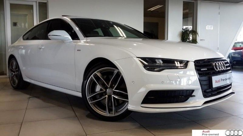 used audi a7 sportback quat stronic 235kw for sale in gauteng id 1435299. Black Bedroom Furniture Sets. Home Design Ideas
