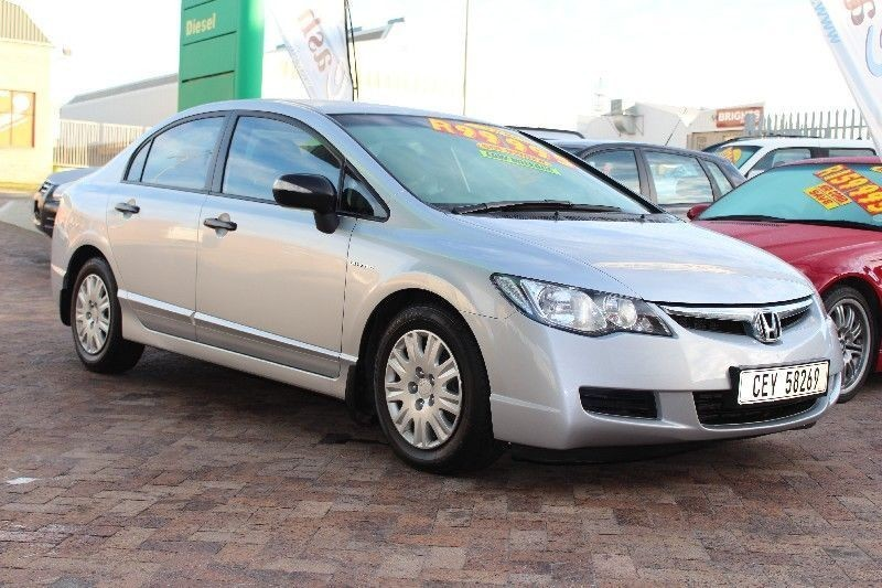 used honda civic honda civic 1 8 lxi a t for sale in western cape id 1435810. Black Bedroom Furniture Sets. Home Design Ideas