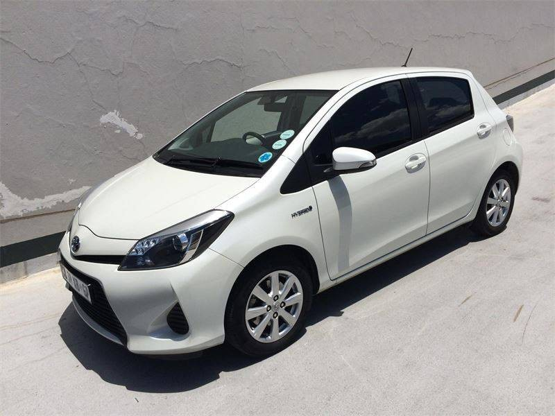 used toyota yaris 1 5 hsd xs 5dr hybrid for sale in gauteng id 1437687. Black Bedroom Furniture Sets. Home Design Ideas