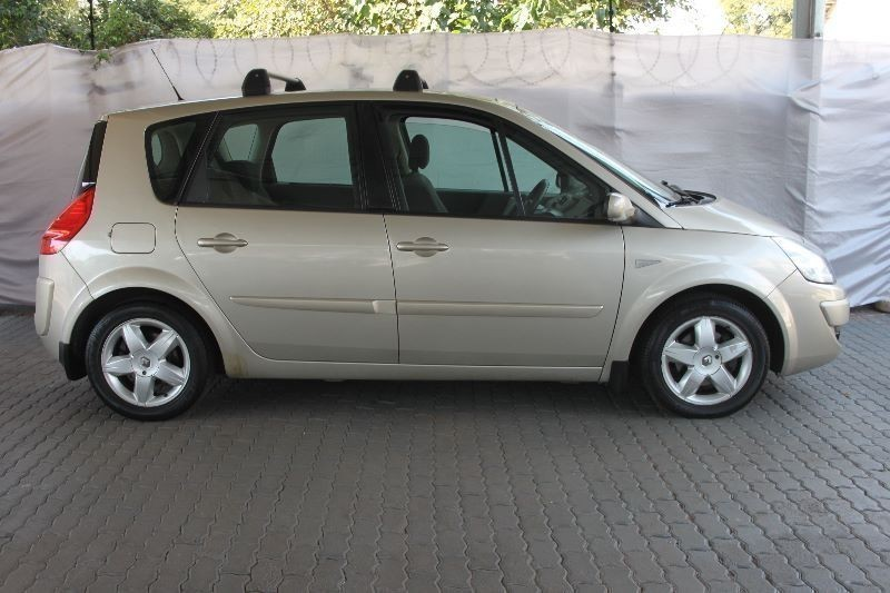 used renault scenic ii authentique 1 6 for sale in gauteng id 1437736. Black Bedroom Furniture Sets. Home Design Ideas