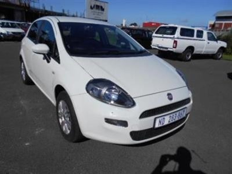 used fiat punto 1 4 easy 5dr for sale in western cape id 1438084. Black Bedroom Furniture Sets. Home Design Ideas