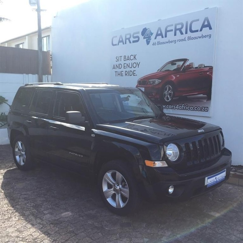 Toyota Dealer Quad Cities: Used Jeep Patriot 2.4 Limited Cvt A/t For Sale In Western