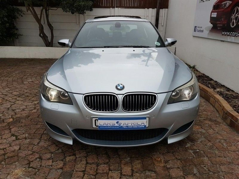 used bmw m5 smg e60 for sale in western cape. Black Bedroom Furniture Sets. Home Design Ideas