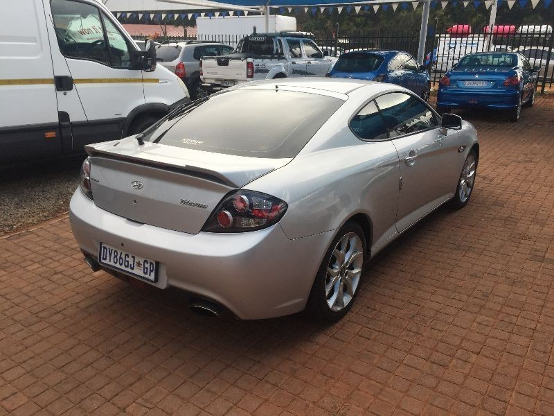used hyundai tiburon 2 0 gls for sale in gauteng id 1438480. Black Bedroom Furniture Sets. Home Design Ideas