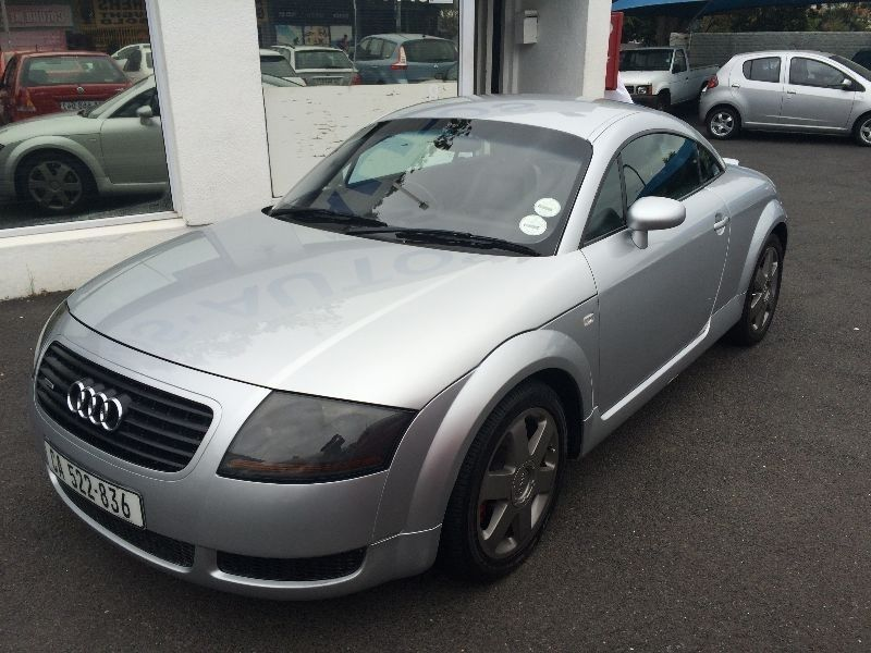 used audi tt 3 2 quattro coupe for sale in western cape. Black Bedroom Furniture Sets. Home Design Ideas