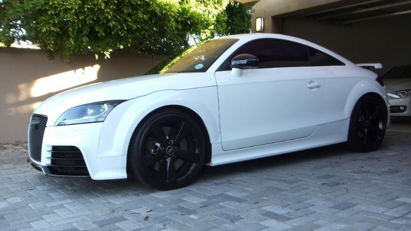 used audi tt rs quattro coupe for sale in western cape id 1439768. Black Bedroom Furniture Sets. Home Design Ideas