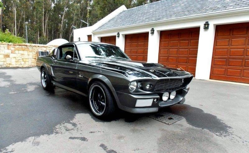 used ford mustang gt500 eleanor for sale in western cape id 1439777. Black Bedroom Furniture Sets. Home Design Ideas