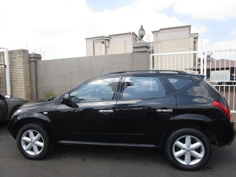 used nissan murano for sale in gauteng id 1439974. Black Bedroom Furniture Sets. Home Design Ideas