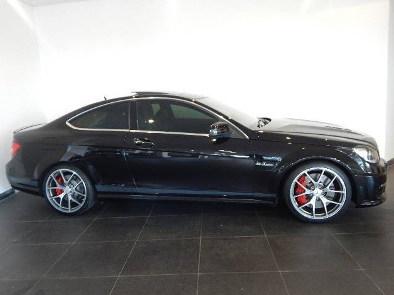used mercedes benz c class c63 amg coupe for sale in gauteng id 1440242. Black Bedroom Furniture Sets. Home Design Ideas