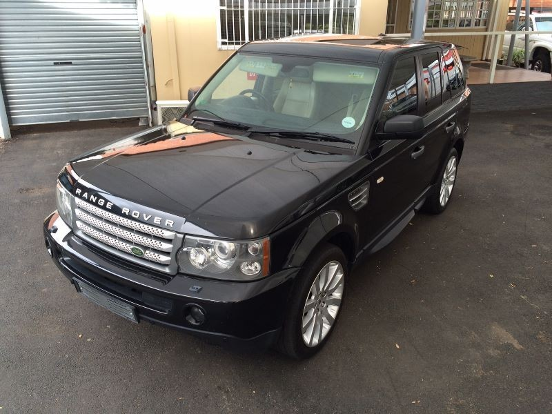 used land rover range rover sport 3 0 d hse for sale in gauteng id 1440802. Black Bedroom Furniture Sets. Home Design Ideas