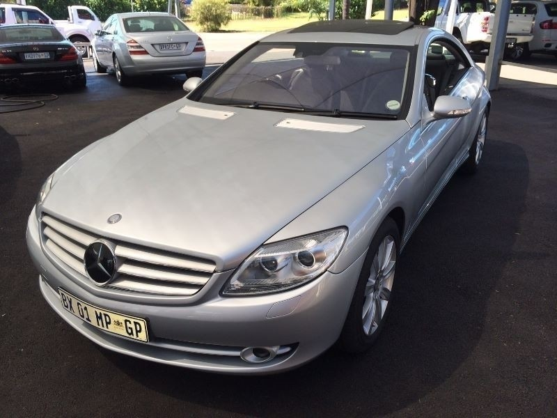 Used mercedes benz cl class cl 500 for sale in gauteng for Mercedes benz pretoria